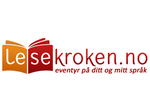På lesekroken.no kan du lese mange interaktive eventyrer på norsk og andre språk