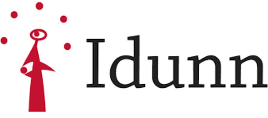 Bilde av Idunns logo